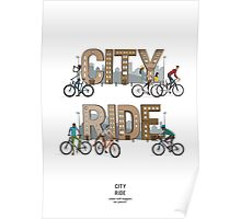 City Ride - What will happen on yours Poster