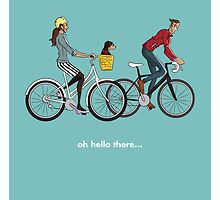City Ride - Hello there by steillustrates