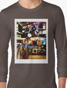 The Record Store // LONDON COLLECTION  Long Sleeve T-Shirt