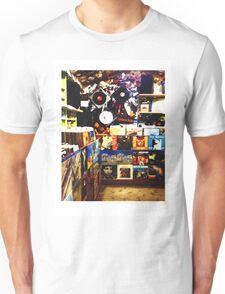 The Record Store // LONDON COLLECTION  Unisex T-Shirt