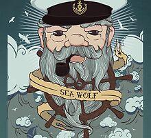 SeaWolf by TanyaTish