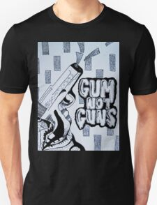 Gum Not Guns T-Shirt