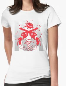 Chassit - All is 19 Womens Fitted T-Shirt