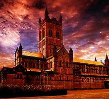 The Abbey by Nigel Hatton, Derwent Digital Imaging