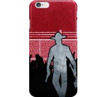 The Fence will Hold iPhone Case/Skin