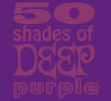 50 shades of Deep Purple by Kirdinn