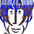 Typortraiture George Harrison by Seth  Weaver
