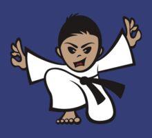 Karate Kid by VirtualMan