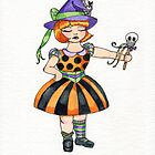 Halloween Princess by Amy-Elyse Neer