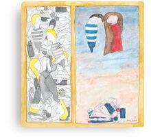 Boîte à joujoux 14 Canvas Print