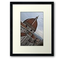 Dome 1 Framed Print