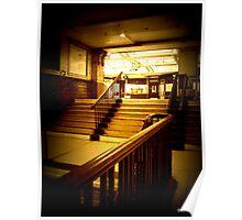 Baker Street tube =London Poster