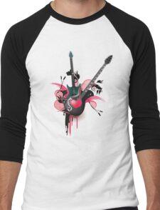 Music Love Men's Baseball ¾ T-Shirt