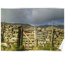 The Gate To The Fells Poster