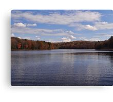 The Resevoir 2 Canvas Print