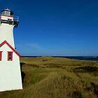 New London Rear Range (Lighthouse) II by Kathleen Daley