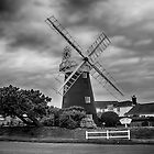 Stow Mill by Chris Thaxter
