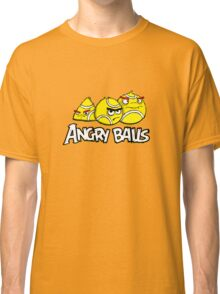 angry balls Classic T-Shirt