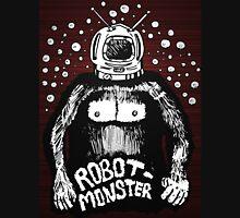 Robot Monster Men's Baseball ¾ T-Shirt