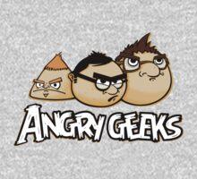 angry geeks by raphaelburton