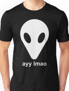 ayy lmao Unisex T-Shirt