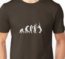 evolution tennis Unisex T-Shirt