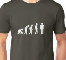 evolution wc Unisex T-Shirt