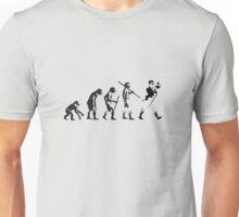 evolution jhonny Unisex T-Shirt