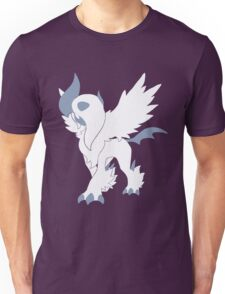 Mega Absol Minimalist Unisex T-Shirt