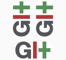 Git ×3 by csyz ★ $1.49 stickers