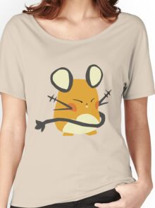 Dedenne Mimimalist Women's Relaxed Fit T-Shirt