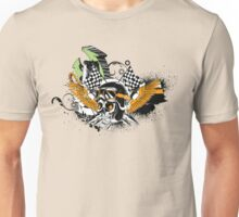 Racing Urban Unisex T-Shirt