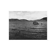 Loch Ness Kraken Photographic Print