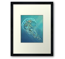 .Jelly Masquerade. Framed Print