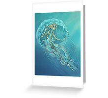 .Jelly Masquerade. Greeting Card