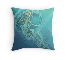 .Jelly Masquerade. Throw Pillow