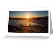 Lost in the Sunlight Greeting Card