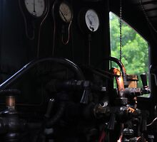 Footplate by JurassicJohn