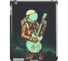 alone in my space iPad Case/Skin