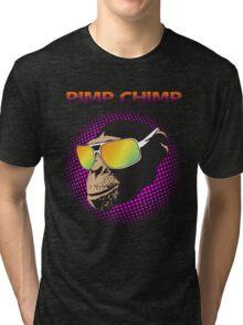 Pimp Chimp Tri-blend T-Shirt