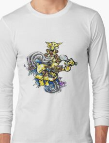 Abra, Kadabra, Alakazam! Long Sleeve T-Shirt