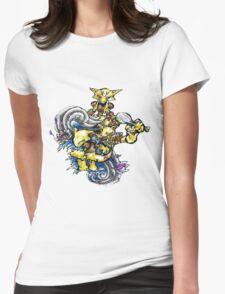 Abra, Kadabra, Alakazam! Womens Fitted T-Shirt