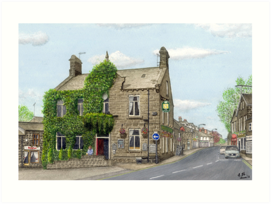 The King's Arms, Horsforth by Brian Hargreaves