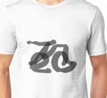Tree Calligraphy Unisex T-Shirt