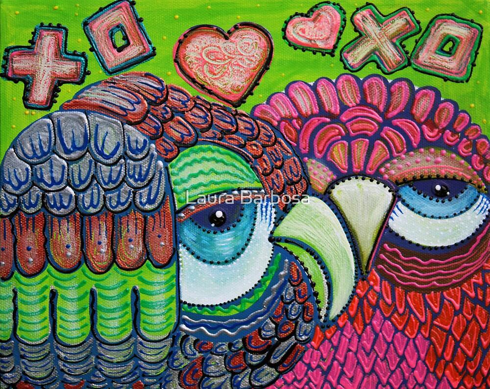 Owl Love by Laura Barbosa