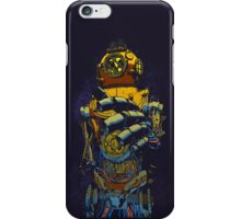Mechanical Diver iPhone Case/Skin