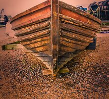 Old varnish by Alan Robert Cooke