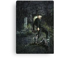See You at the Bitter End Canvas Print