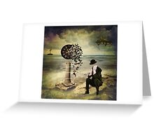 Out of Time Greeting Card