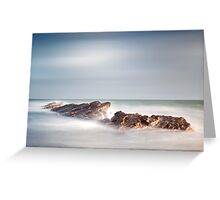 Peverill Point, Swanage Greeting Card